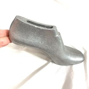 STEEL SHOE MOLD FOR SIZE 6.5 SHOE